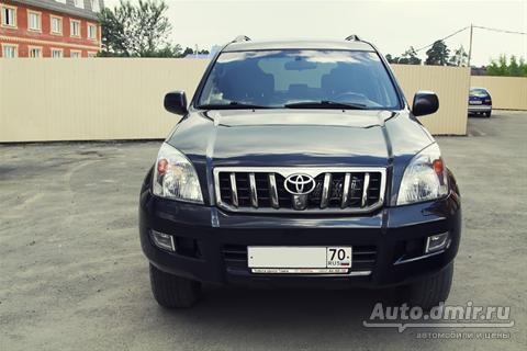 купить toyota land cruiser prado тойота прадо 2008 г.в. в томске по цене 1449999 руб. autodmir.ru автомобили и цены